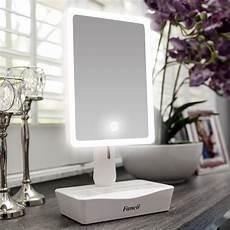 Conair Led Natural Light Vanity Mirror Amazon Com Fancii Led Lighted Large Vanity Makeup Mirror