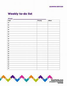 Sample Of To Do List Template 19 To Do List Templates And Examples Pdf Examples