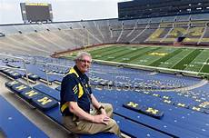 University Of Michigan Big House Seating Chart Where Is The Best Seat In The Big House See Views From