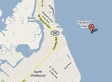 Tide Chart Hereford Inlet Nj Broken Net Caused Wash Up Of Dead Fish On North Wildwood