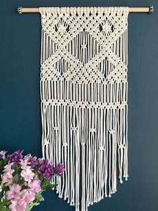 macrame wall hanging macrame wall hanging for beginners my twist