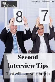2nd Interview Tips Second Interview Tips Second Interview Tips Job