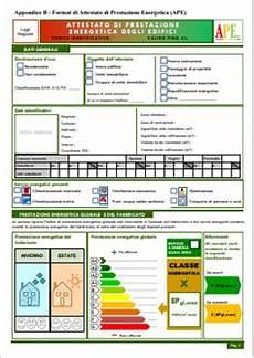 certificazione energetica capannone ape normativa e modello certifico srl