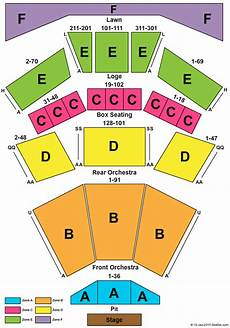 Wolf Trap Seating Chart Seat Numbers Wolf Trap Seating Chart Wolf Trap Vienna Virginia