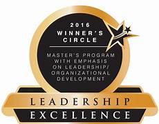 Organizational Leadership Degree Award Winning Ms In Management Strategy And Leadership