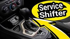 Service Transmission Light 2016 Jeep Cherokee Jeep Cherokee Service Shifter Light On Fix P1c86 U1465