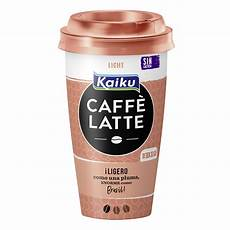 Kaiku Caffe Latte Light Caf 233 Latte Light Kaiku Sin Lactosa 230 Ml Kaiku