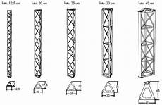 tralicci per software di disegno della struttura a traliccio inapsoli cf