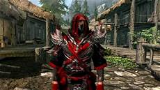 Daedric Assassin Light Armor Skyrim Mod Spotlight Baratheon Armour Talon Of Akatosh