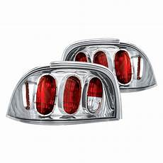 Ford Mustang Euro Lights Ipcw 174 Cwt Ce519c Ford Mustang 1994 Chrome Red Euro