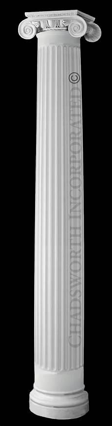 Composite Column Design Design 645 Rb Ionic Order Roman Frp Composite