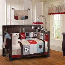 shop babyfad go team 10 baby boy sports crib bedding