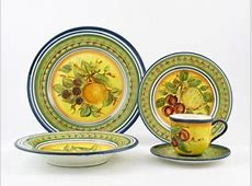 82 best Dinnerware Tuscan Style images on Pinterest