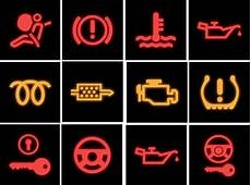Volkswagen Temperature Warning Light Do You Know All Of The Warning Lights In Case Of Any