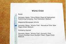 Mla Format Cite A Book How To Cite An Author In Mla Format 5 Steps With Pictures