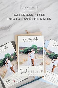 Save The Date Calendar These Free Printable Quot Calendar Style Quot Photo Save The Dates