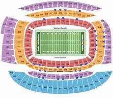 Soldier Field Seating Chart Soldier Field Stadium Seating Chart Chicago