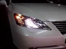 2007 Lexus Es 350 Light Bulb Replacement Es350 Hid Youtube