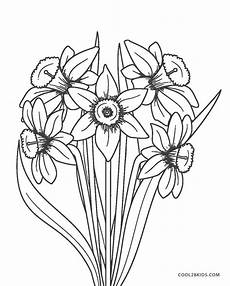 Flower Printable Free Printable Flower Coloring Pages For Kids