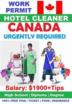 Cleaning Company Jobs Hotel Cleaning Jobs In Canada For Foreigners Job