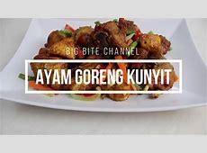 Cara Masak : Ayam Goreng Kunyit   How to Cook : Turmeric