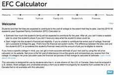 Dhcs Aid Code Chart 2018 Efc Calculator Gallery