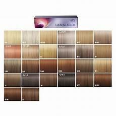 Wella Colour Id Chart Wella Illumina Color Permanent Creme Hair Color 60ml Tube