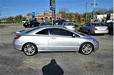 2007 Honda Civic Si Lights 2007 Honda Civic Silver Si Manual Coupe