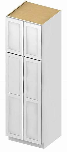 u249024 wall pantry cabinet 24 inch by 90 inch by 24 inch