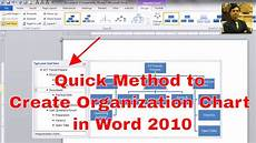 Organization Chart Template Word How To Make An Organizational Chart Creating