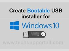 3 Easy methods to Create Bootable Windows 10 USB / DVD