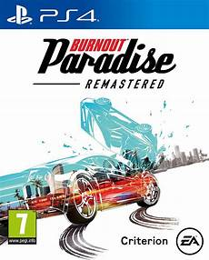 Ukie Games Charts Burnout Paradise Remastered Is New Uk Number 1 Games