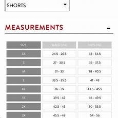 Spanx Size Chart Spanx Intimates Amp Sleepwear Size Chart For Reference