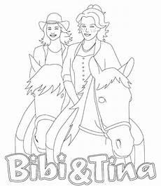 Bibi Und Tina Malvorlagen Novel Bibi Und Tina Ausmalbilder Coloring Pages For