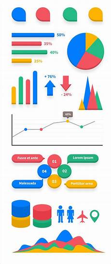Infographic Elements 18 Best Free Psd Infographic Elements Templates Free