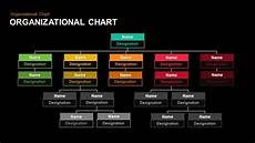 Hierarchy Chart Template Organizational Chart Hierarchy Templates For Powerpoint