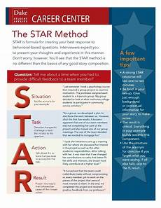 Behavioral Interview Star Star Method Of Behavioral Interviewing Behavioral