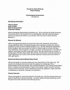 Clinical Writing Sample 3 4 Medical Case Study Examples Salescv Info