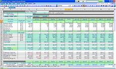 Spreadsheets For Business Free Business Costs Spreadsheet Natural Buff Dog