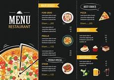 Menus Designs For Restaurants Restaurant Menu Training Made Easy Dupont Learning