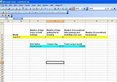 Excel Financial Calculator Create An Excel Financial Calculator Microsoft Excel