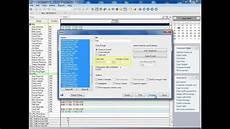 Create A Schedule Create A Daily Schedule With Visual Staff Scheduler Youtube