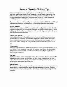 Objectives For Applying A Job Resume Objective For Any Jobregularmidwesterners
