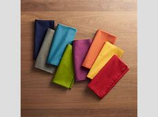 Spectra Cloth Dinner Napkins, Set of 8   Reviews   Crate
