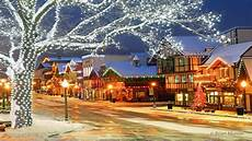 Leavenworth Lighting Winter Wonderland Leavenworth Washington