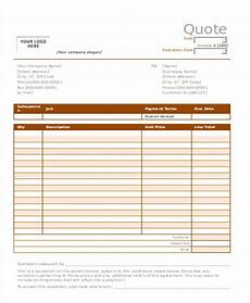 Free Catering Quote Template 7 Catering Quote Templates Pdf Word Free Amp Premium