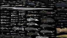Ship Comparison Chart Every Sci Fi Starship Ever In One Mindblowing Comparison