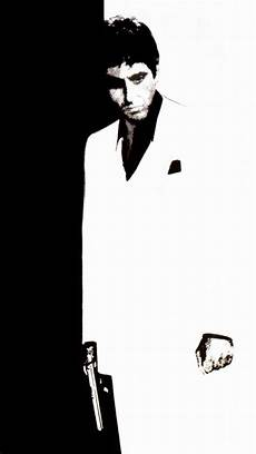 scarface wallpaper iphone scarface black white nokia phone wallpapers hd 1080x1920