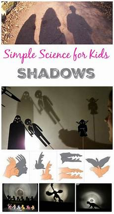 Light Child Project Easy Science Experiments Shadow Activities Edventures