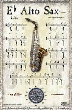 Beginner Alto Saxophone Finger Chart 1000 Images About Music Alto Sax On Pinterest Saxophone
